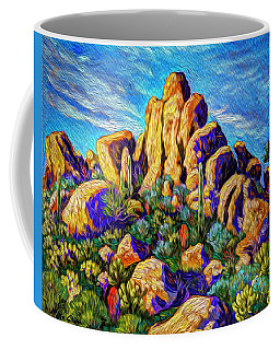 Cathedral Rocks Coffee Mug