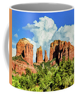 Cathedral Sed M 04-115 Coffee Mug by Scott McAllister