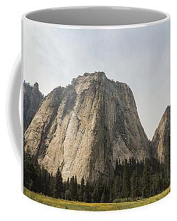 Cathedral Spires Yosemite Valley Yosemite National Park Coffee Mug