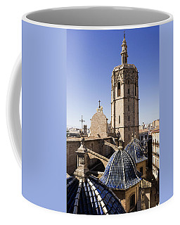 Cathedral Valencia Micalet Tower Coffee Mug