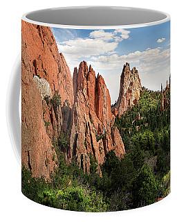 Cathedral Valley, Colorado Coffee Mug
