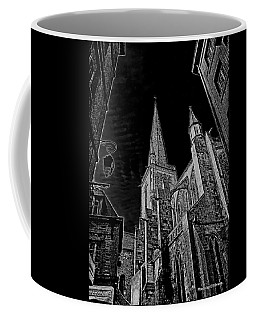 Coffee Mug featuring the photograph Cathedrale St/. Vincent by Elf Evans