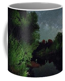 Cathedrals' Skies Coffee Mug