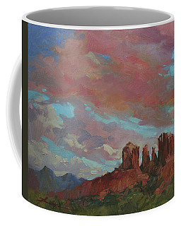 Catherdral Canopy Coffee Mug