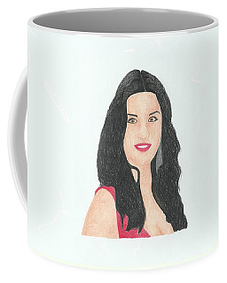 Catherine Zeta Jones Coffee Mug