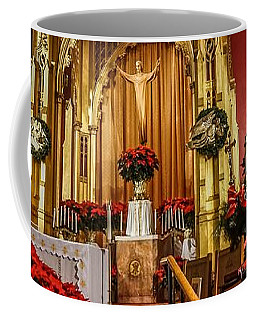 Catholic Christmas Coffee Mug