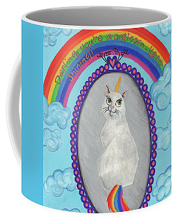 Caticorn Coffee Mug