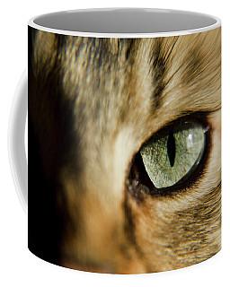 Cats Eye Coffee Mug