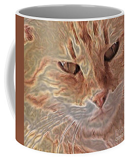 Cats Know Coffee Mug