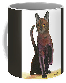 Cats Meow Coffee Mug