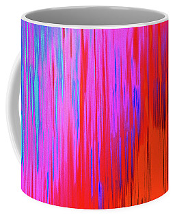 Cattails Coffee Mug by Tony Beck