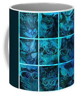 Cattitudes Coffee Mug