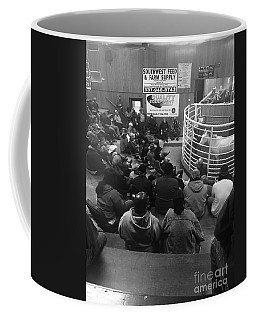 Cattle And Horse Auction Coffee Mug