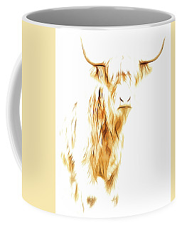 Cattle Art Coffee Mug
