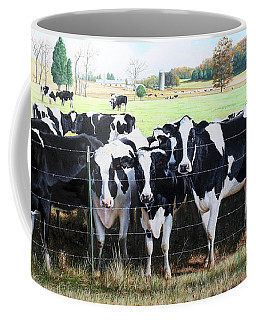 Cattle Call Coffee Mug