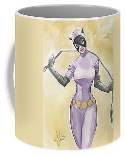 Catwoman Coffee Mug