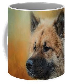 Caucasian Shepherd Dog Coffee Mug by Eva Lechner