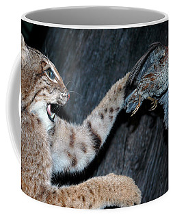 Caught In Flight Coffee Mug