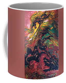 Caught In The Thunderstorm Coffee Mug