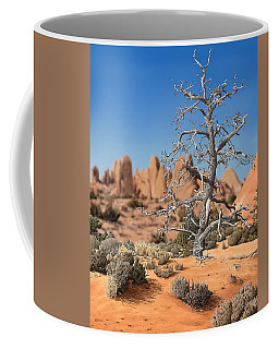 Caught In Your Dying Arms Coffee Mug