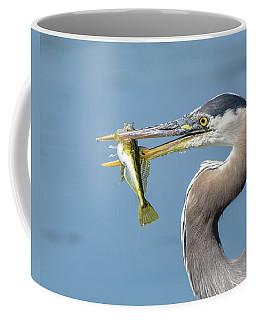 Caught One Coffee Mug by Keith Boone