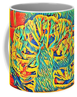 Cauliflower Tree Coffee Mug