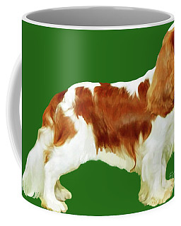Cavalier King Charles Spaniel Coffee Mug by Marian Cates