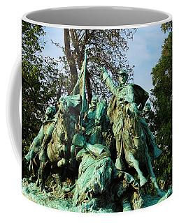 Cavalry Charge - Ulysses S. Grant Memorial Coffee Mug