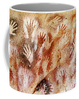 Cave Of The Hands - Cueva De Las Manos Coffee Mug
