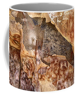 Cave Of The Hands Patagonia Argentina Coffee Mug