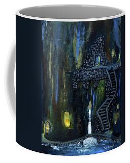 Cave Of Thrones Coffee Mug