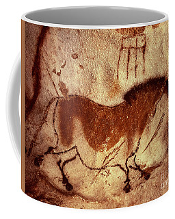 Cave Painting Of A Horse Coffee Mug