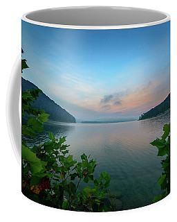 Cave Run Morning Coffee Mug