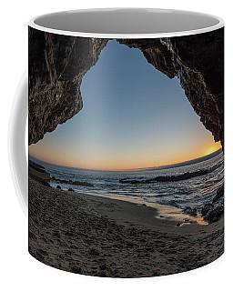 Cave Sunset Coffee Mug
