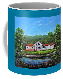Cavendish House Coffee Mug