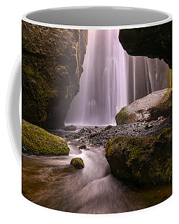 Coffee Mug featuring the photograph Cavern Of Dreams by Dustin  LeFevre