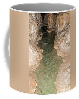 Cavern Pond 3 Coffee Mug by James Gay