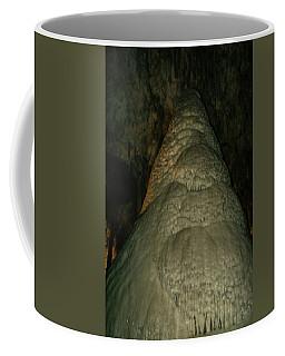 Cavern Stalagmite Coffee Mug