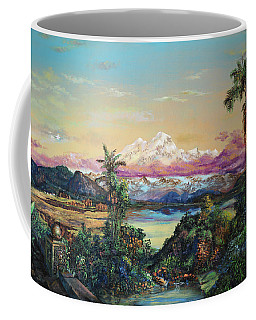 Cayambe-ish Coffee Mug