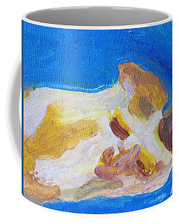 Cc The Cat Coffee Mug