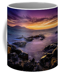 Ceapabhal And Traigh Mohr, Isle Of Harris Coffee Mug