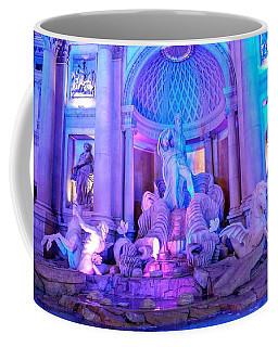 Ceasars Palace Forum Shops Coffee Mug