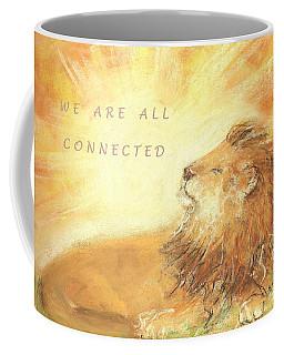Cecil The Lion Coffee Mug