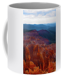 Cedar Breaks Brilliance Coffee Mug