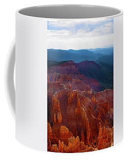 Cedar Breaks Brilliance Coffee Mug