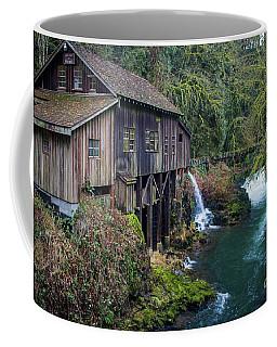 Cedar Grist Mill Coffee Mug