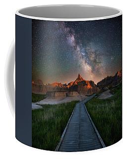 Cedar Pass Night Walk Coffee Mug