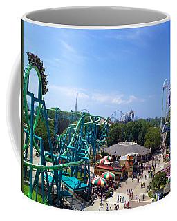 Cedar Point Amusement Park Coffee Mug