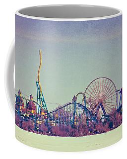Cedar Point Skyline Coffee Mug