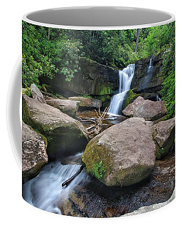 Cedar Rock Falls Coffee Mug